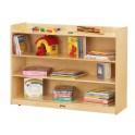 school storage | montessori furniture | classroom shelving | Jonti-Craft