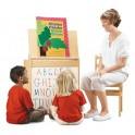 Big Book Easel | Display Stand | Book Storage | Jonti-Craft
