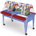 ChildBrite Youth Ultimate Paint & Dry Art Easel | Art Easels | Art Easel | Kids Art Easel | Kids Art Easels