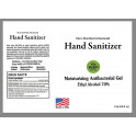 Gel Hand Sanitizer