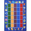 ABC Rugs   Alphabet Classroom Rugs   Alphabet Carpets