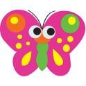 Magnetic Whiteboard Butterfly