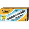 BIC BU3 BALL PEN BLACK 12 PK