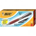 BIC BU3 BALL PEN RED 12 PK