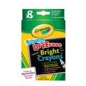 Crayola Dry Erase Bright 8 Count