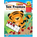 Using Ten Frames To Teach Number