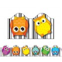 Colorful Owls Strips