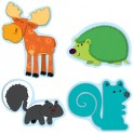 MOOSE & FRIENDS CUT OUTS