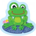 FUNKY FROGS MINI CUT OUTS
