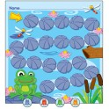 FUNKY FROGS MINI INCENTIVE CHARTS