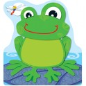 FUNKY FROGS NOTE PAD