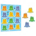 FUNKY FROGS STICKERS