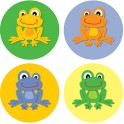 FUNKY FROGS CHART SEALS