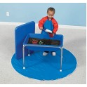 Small Sensory Table 18in High
