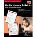 MEDIA LITERACY ACTIVITIES BOOK