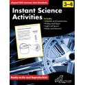 Science Activities Gr 3-4