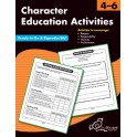 Character Education Activities 4-6