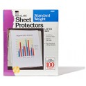 Sheet Protectors Non Glare 10/box