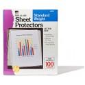 Sheet Protectors Non Glare 10/box