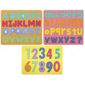 Wonderfoam Magnetic Letters &