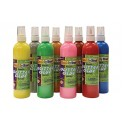 Metallic Glitter Glue 8pk