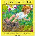 Quick As A Cricket Softcover