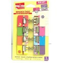 BINDER TABS 8PK SPRING COLLECTION