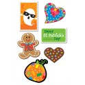 Holiday Stickers Variety Pack