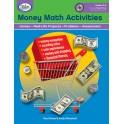 Money Math Activities Gr 3-6