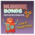 Number Bonds Cd Rom Multiplication