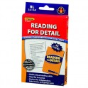 READING FOR DETAIL - 3.5-5.0