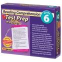Reading Comprehension Gr 6 Test