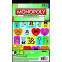 MONOPOLY STICKERBOOK