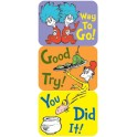 DR SEUSS SUCCESS STICKERS