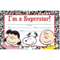Peanuts Super Star Recognition