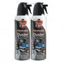 DUST OFF 7 OZ DUSTER 2PK