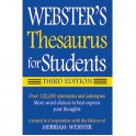 Websters Thesaurus For Students
