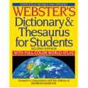 Websters Dictionary & Thesaurus For