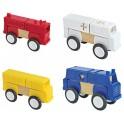 Block Mates Community Vehicles Set