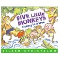 5 Little Monkeys Sitting In A Tree