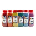 Bucket O Sand 6 Asstd Colors 6 Oz