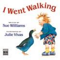 I Went Walking Big Book