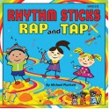 Rhythm Sticks Rap & Tap Cd