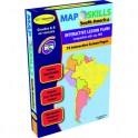 MAP SKILLS SOUTH AMERICA