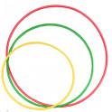 Plastic Hoop 24 12-pk
