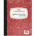 Composition Book Fashion Colors