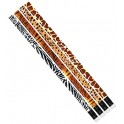 Jungle Fever Assortment 12pk Pencil