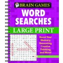BRAIN GAMES LARGE PRINT WORD