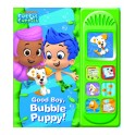 LITTLE SOUND BOOK BUBBLE GUPPIES