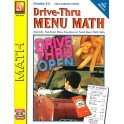 Drive Thru Menu Math Add & Subtract